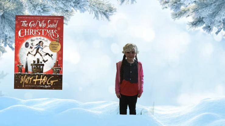 Erin-The Girl who saved Christmas
