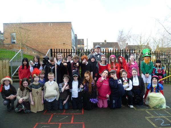 P6M in our finest costumes