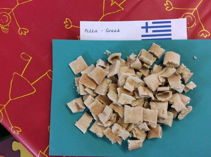 Pita from Greece