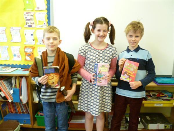 Bilbo Baggins, Matilda & Horrid Henry