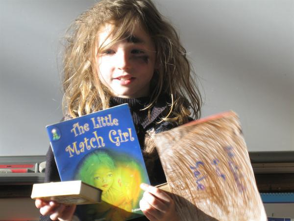 The Little Match Girl...Prize Winner!
