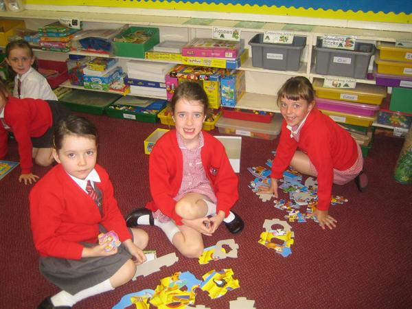 Making Jigsaws