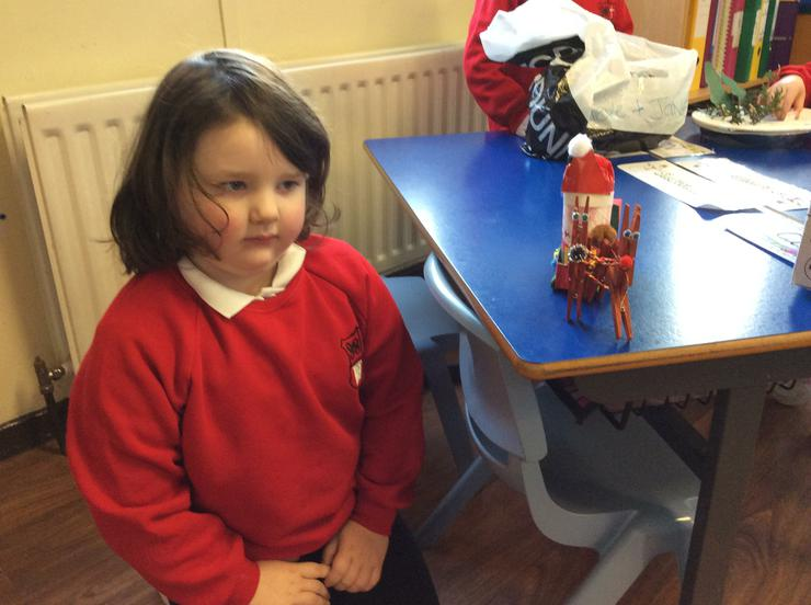 Clare's Santa & Sleigh