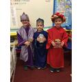 King Oliver, King Henry and King Daniel