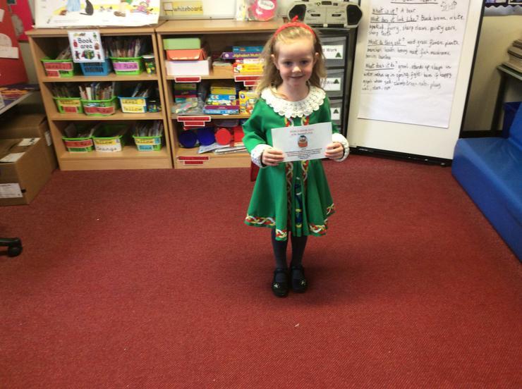 An Irish Dancer P1T