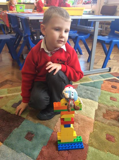 Building a wall for humpty dumpty