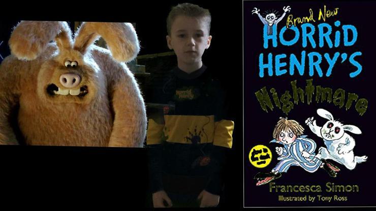 Conleth- Horrid Henry