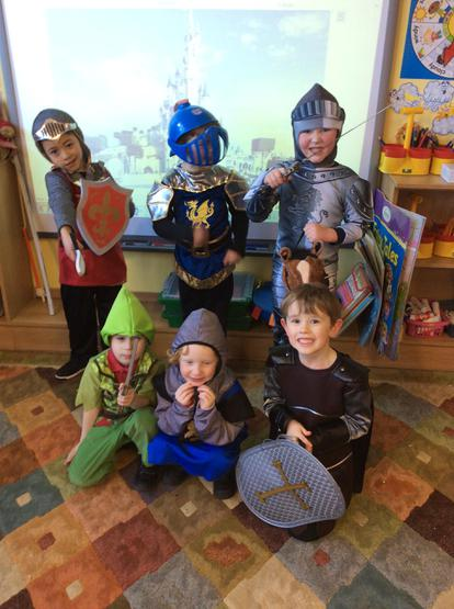 Knights,Kings and Peter Pan