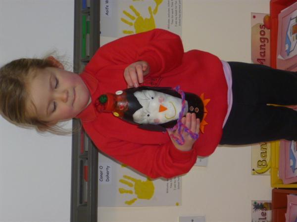 Erin's Penguin