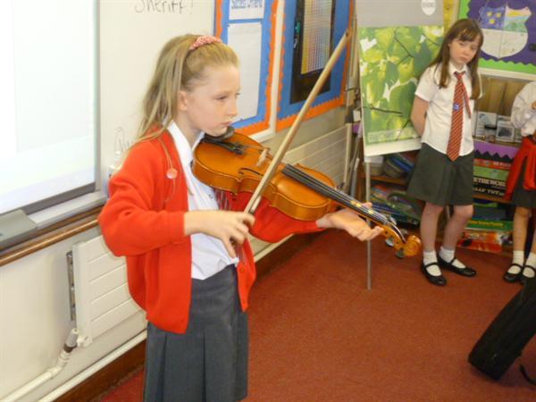 The fiddler!