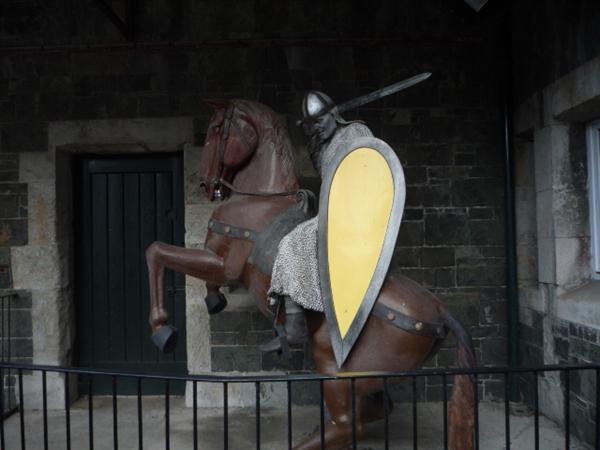 The Tayto Knight