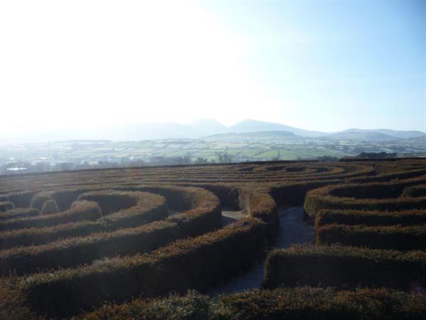 An a-maze-ing place!
