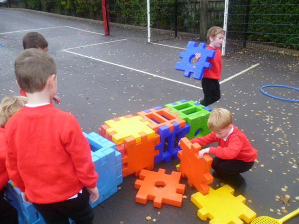We are making a long cuboid