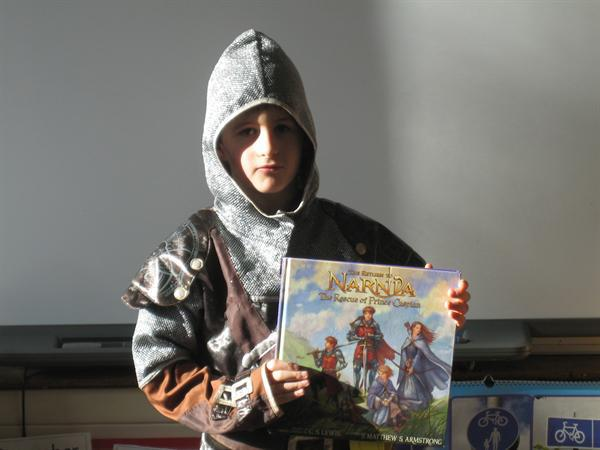 Prince Caspian from Narnia