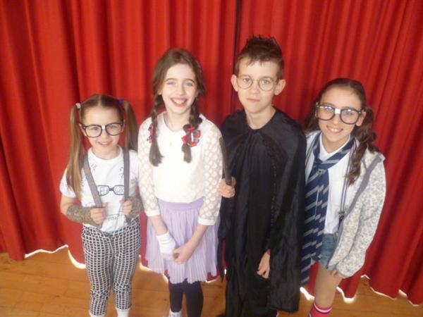 Harriete , Princess DisGrace, Harry Potter,Maureen