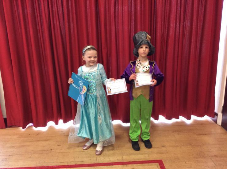 P3T costume winners