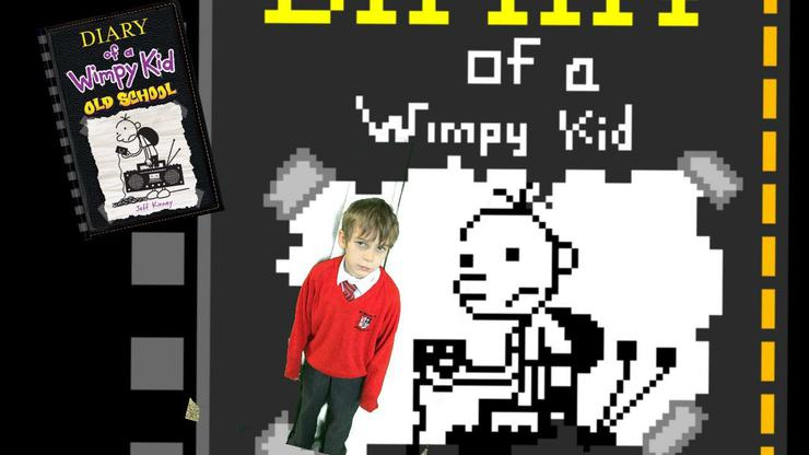 Roan- Diary of a Wimpy kid