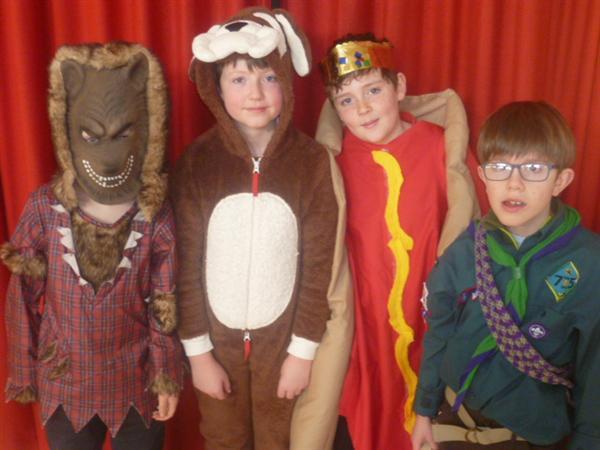 Ravageur, Big Dog, Hot Dog King, Bear Grylls
