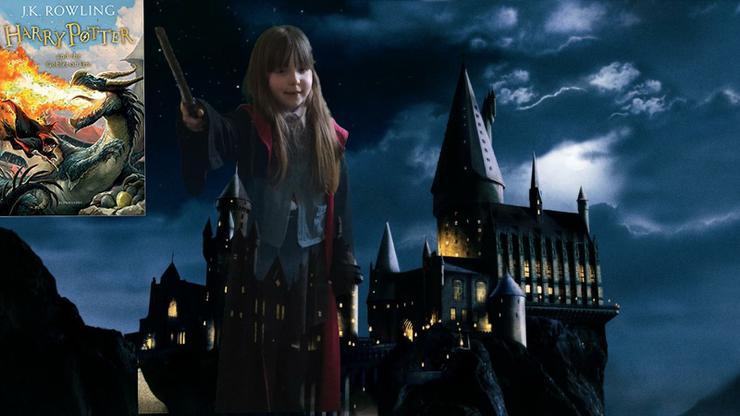 Anna- Harry Potter