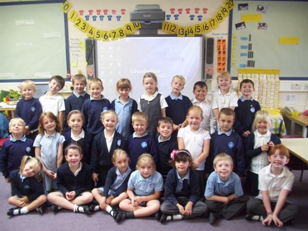 Miss Hills' Class