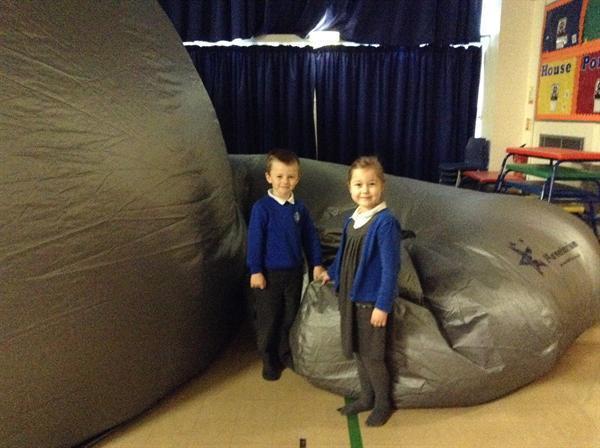 The Planetarium Visit!