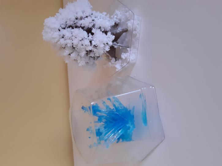 Kieran's crystals