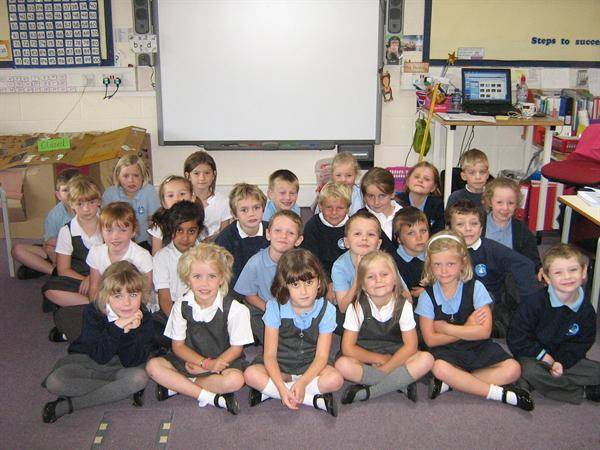 Mrs Heslop's class