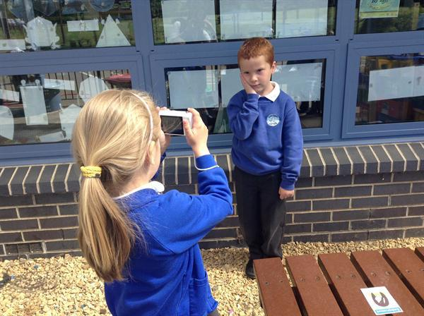 Becoming Photographers!