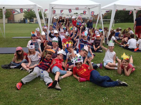 Year 5 enjoyed their picnic