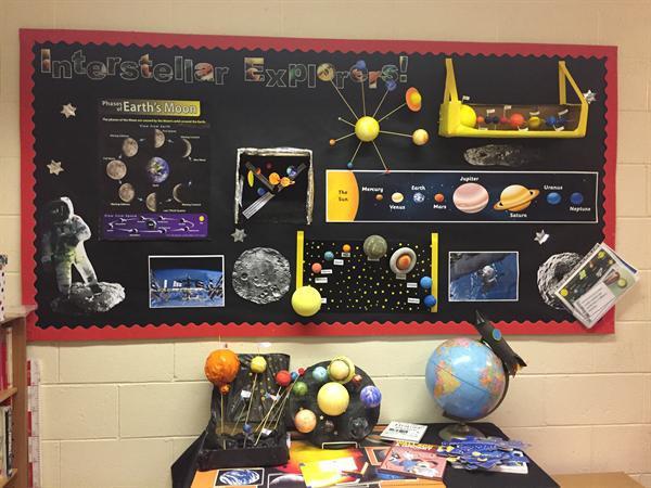 Interstellar Explorers Homework (