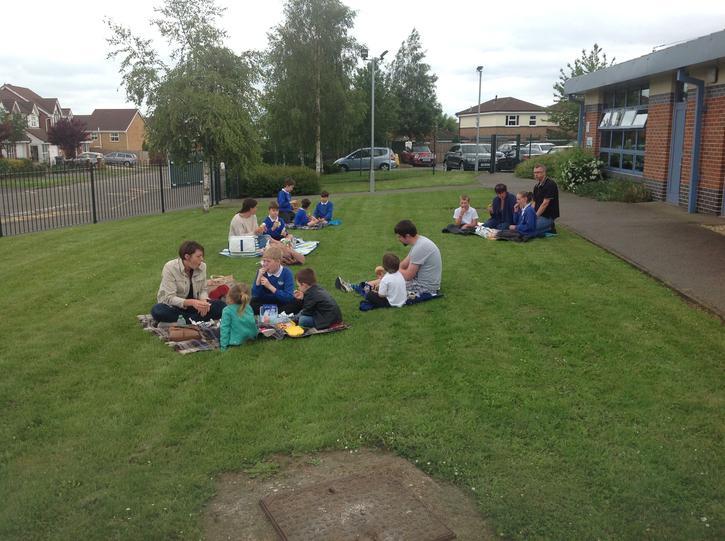 Forces families picnic