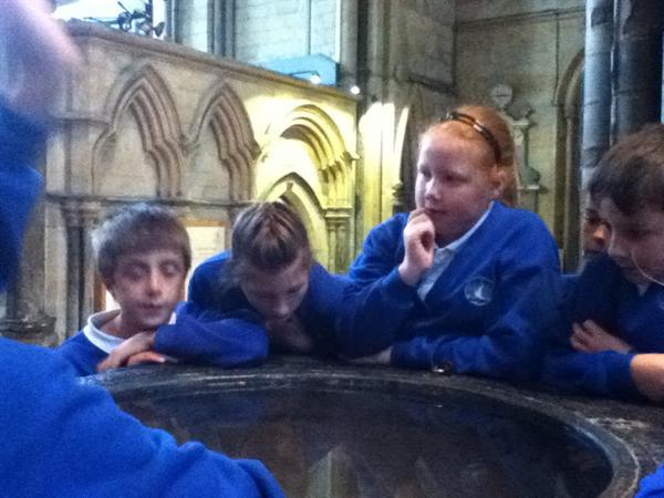 Church Schools Festival at Lincoln Cathedral