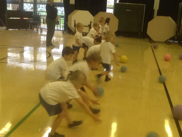 PE - Ball Skills