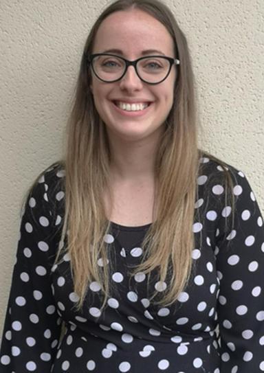 Miss Hann - R1 Teacher