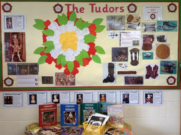 Our topic for Autumn 1 is The Tudors