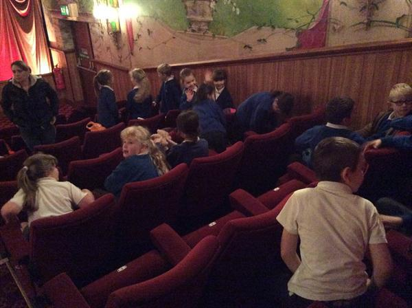Trip to the Kinema in the Woods