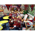 Year 1 made crowns for the Queen