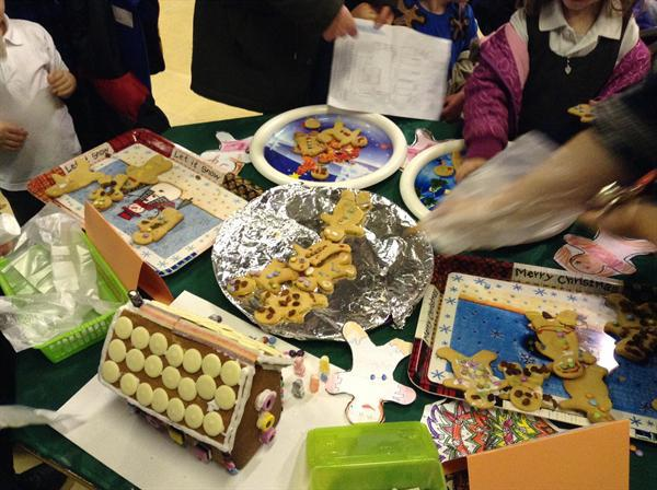 Our Gingerbread Biscuit Enterprise