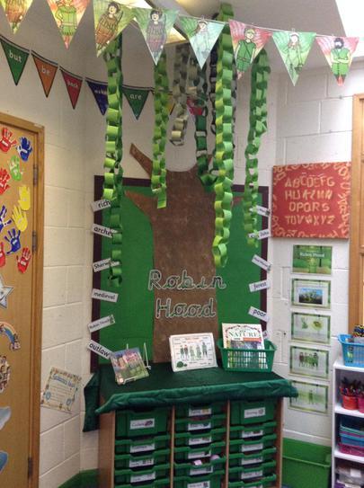 1a - Classroom - Robin Hood