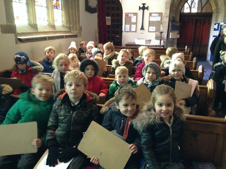 Our Visit to St Botolph's Church