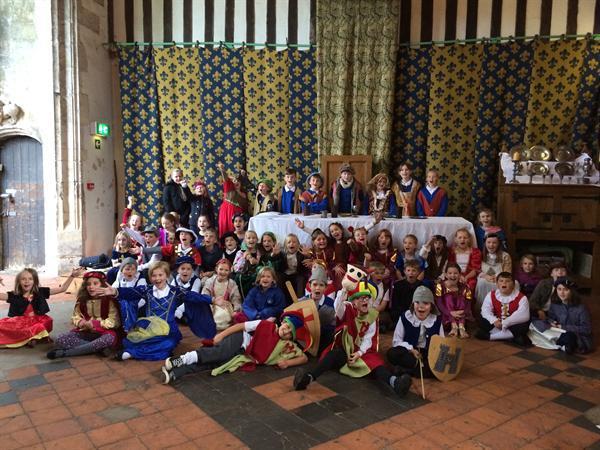Gainsborough Old Hall visit