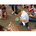 Covering a number '90' in coins