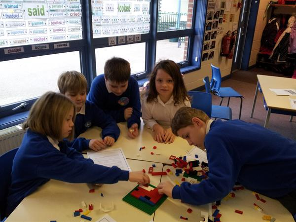 Lego pyramids