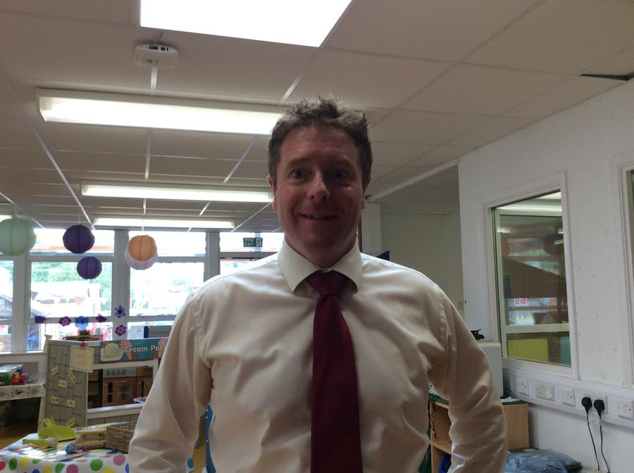 Mr Mottram - Headteacher