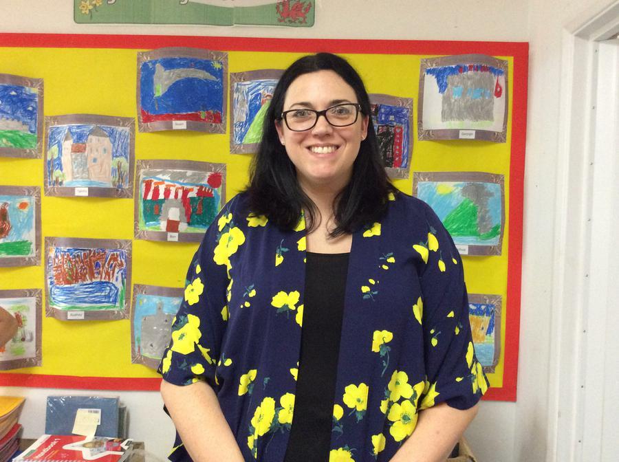 Mrs Chapman - Year 1 Teacher