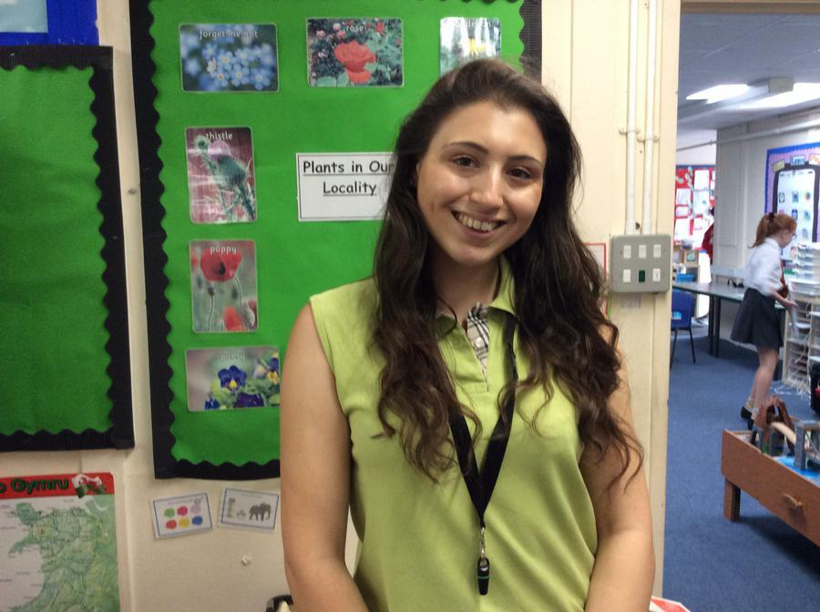 Miss Fulgoni - Year 5 Teacher