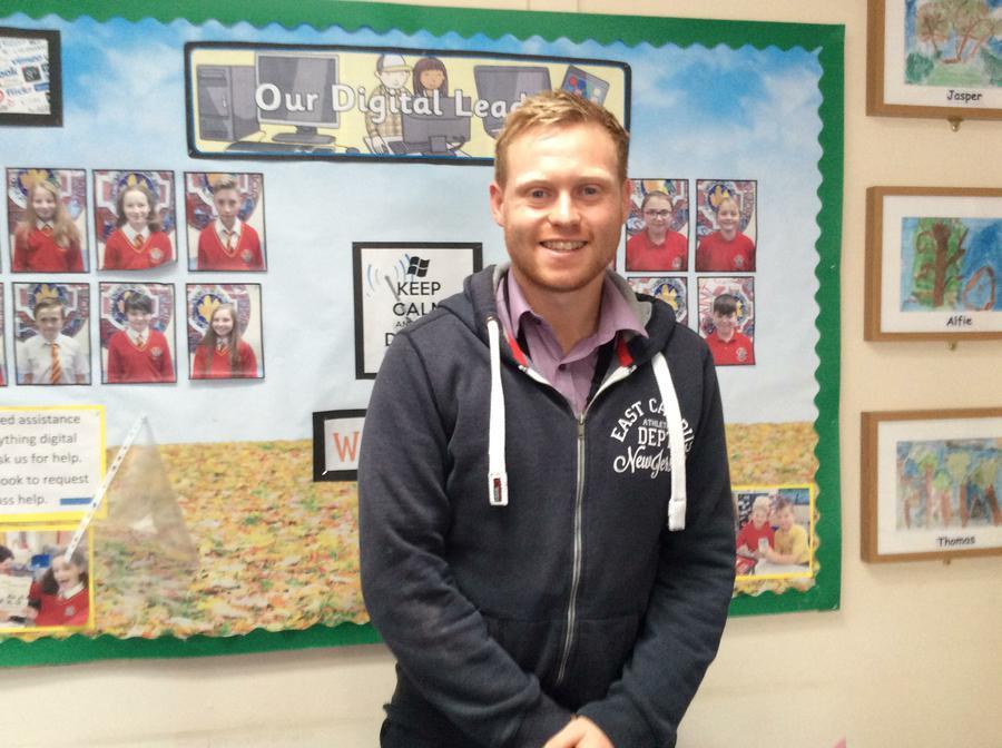 Mr Bragg - Year 4 Teacher