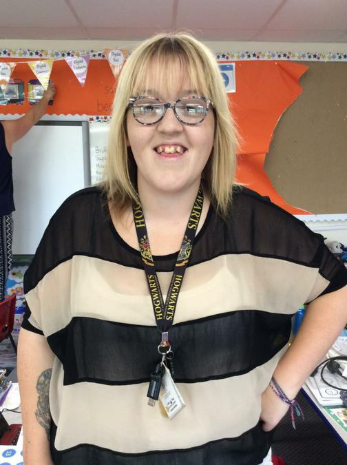 Miss Hardwick - pupil support