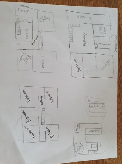 Ella's floor plan