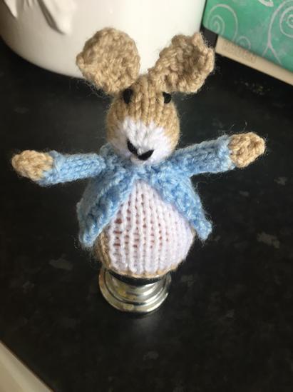 Mrs Winder 2- Peter Rabbit